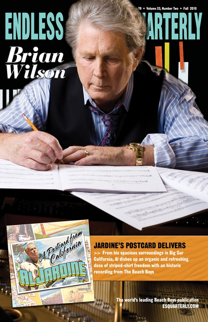 FALL 2010, Issue #89: BRIAN WILSON Reimagines Gershwin