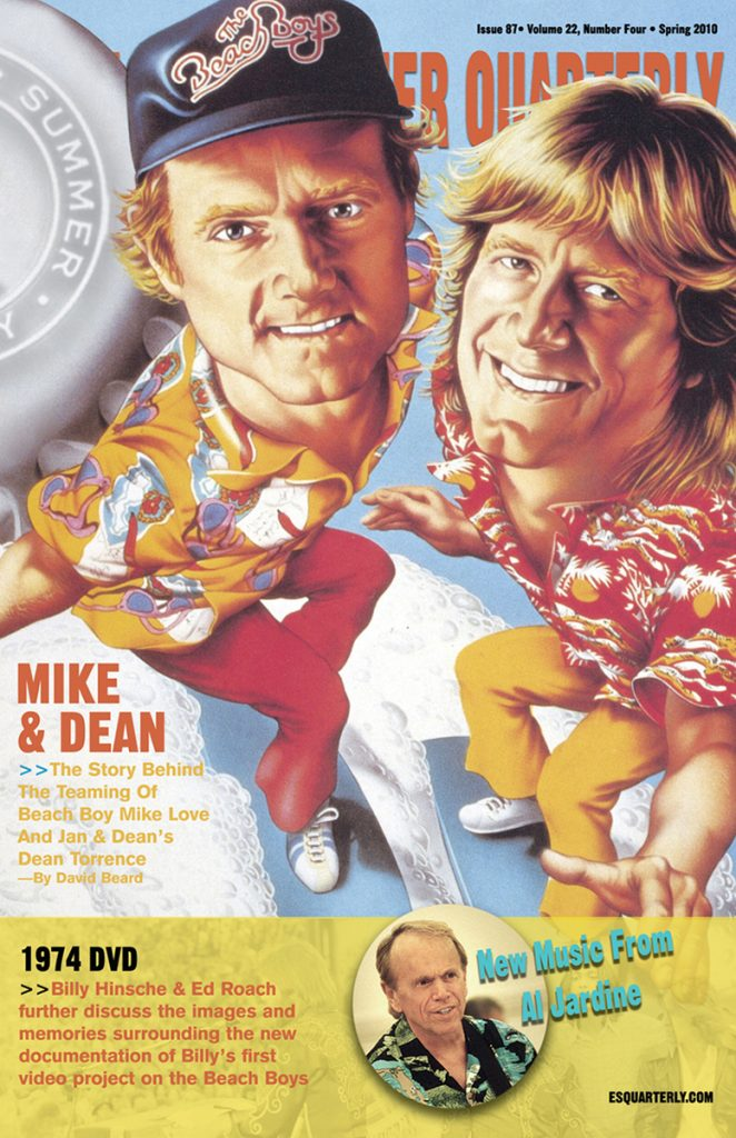 SPRING 2010, Issue #87: MIKE & DEAN