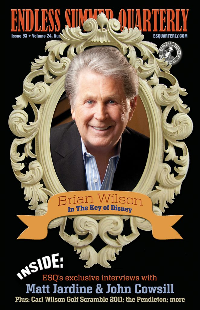 FALL 2011, Issue #93: BRIAN WILSON – In The Key of Disney