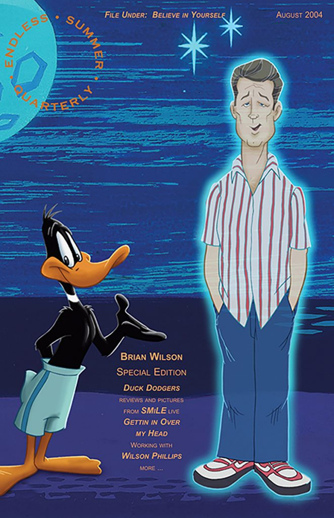 FALL 2004, Issue #66: BRIAN WILSON – Duck Dodgers