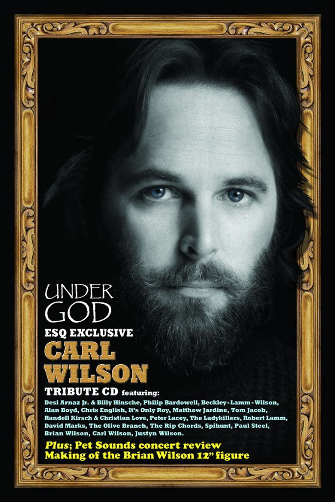 WINTER 2006, Issue #75: CARL WILSON – Under God tribute with collectible CD