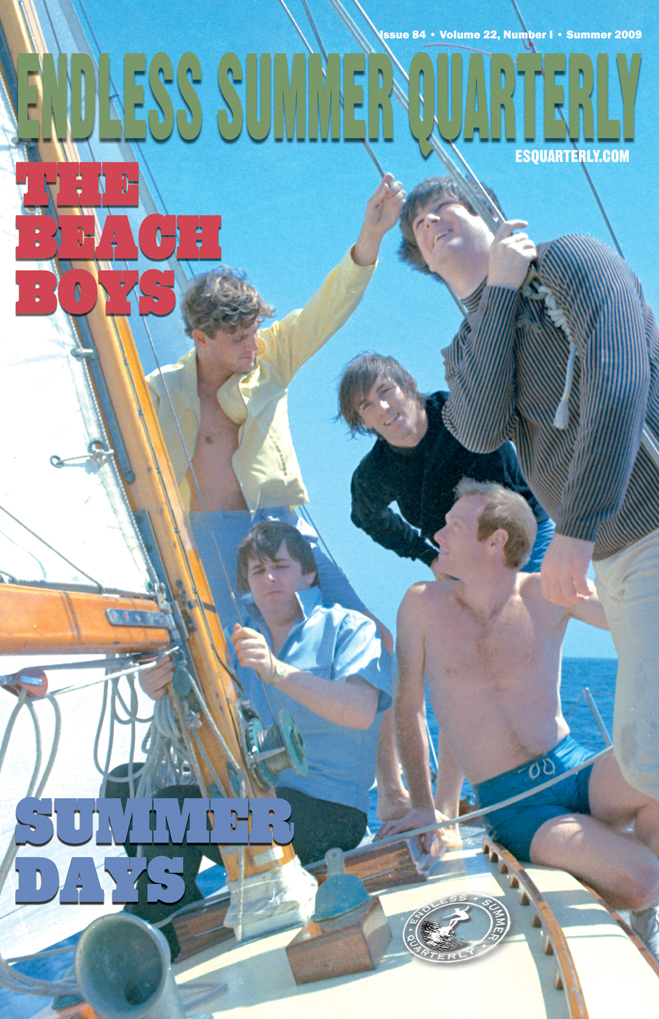 SUMMER 2009, Issue #84: THE BEACH BOYS – Summer Days (And Summer Nights!!)