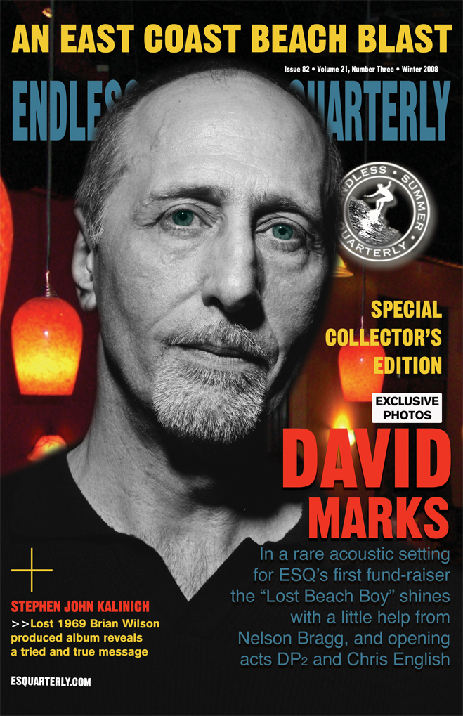 WINTER 2008, Issue #82: DAVID MARKS – East coast beach blast