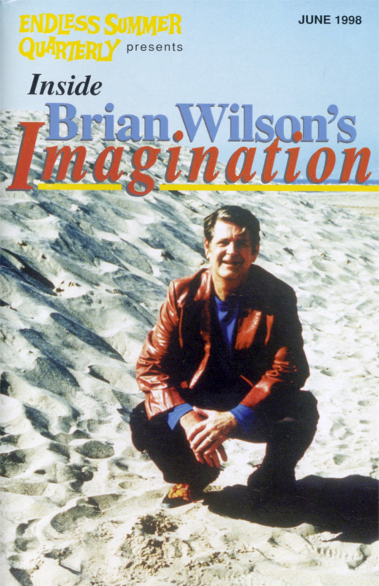 SUMMER 1998, Issue #43: BRIAN WILSON – Imagination