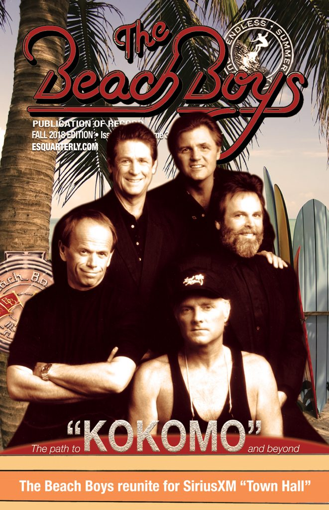 "FALL 2018, Issue #123: THE BEACH BOYS – ""Kokomo"" and Beyond"