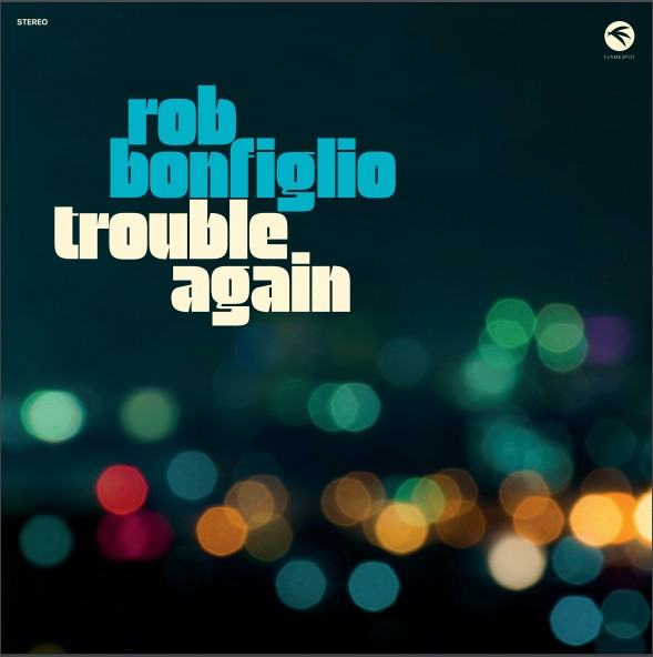 cover TROUBLE AGAIN