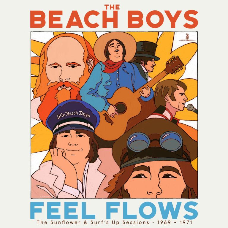 BeachBoys-FeelFlows-Cover