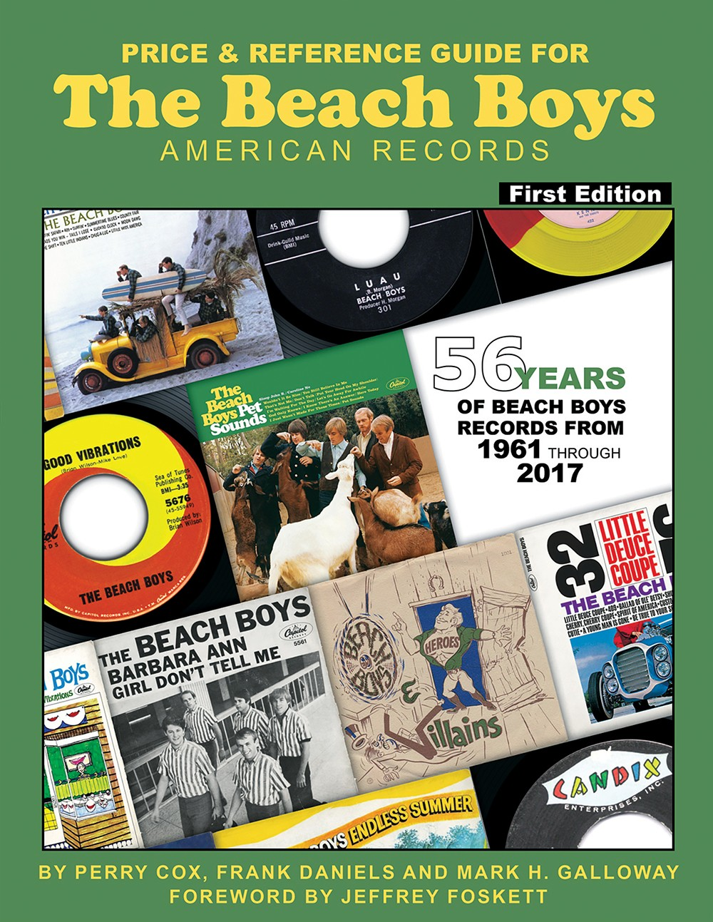 Beach Boys price guide AD